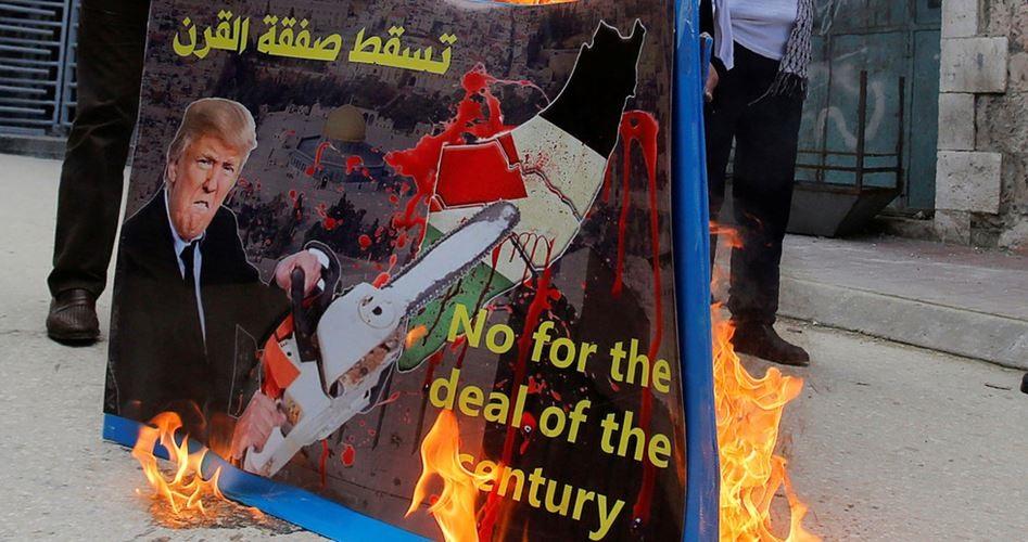 Nuevo 'Día de la Ira' palestino por la decisión de EEUU de apoyar los asentamientos israelíes