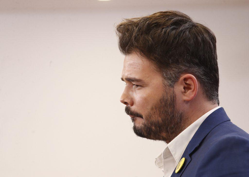 Los negociadores del PSOE y ERC se reunirán el jueves en el Congreso