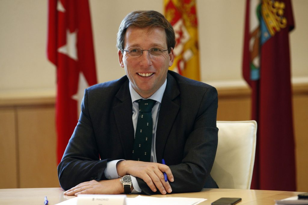 Almeida asegura que sus discrepancias con Madrid Central «no significan ser un negacionista»