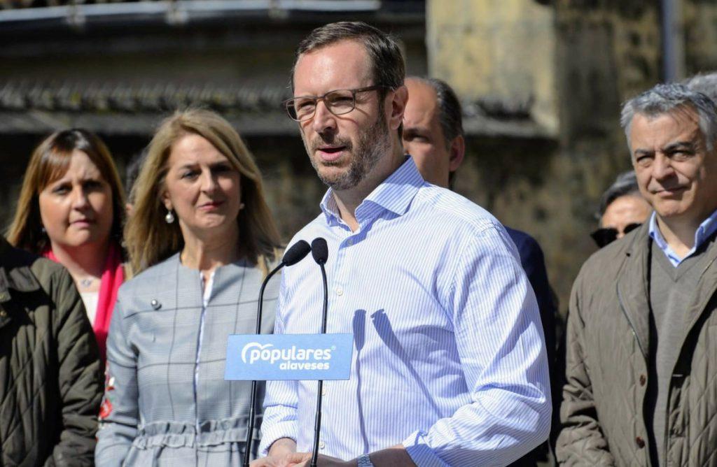 El PP denuncia cesiones de Sánchez al independentismo