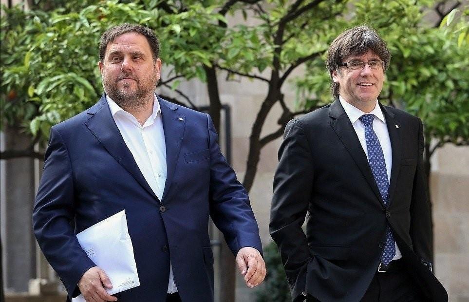 Magistrados del TC creen que debió imponerse a Junqueras medidas «menos lesivas»