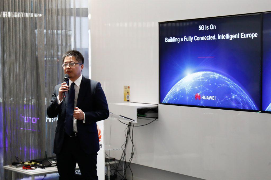 Huawei pone en marcha su Centro de Innovación y Experiencia 5G en Reino Unido