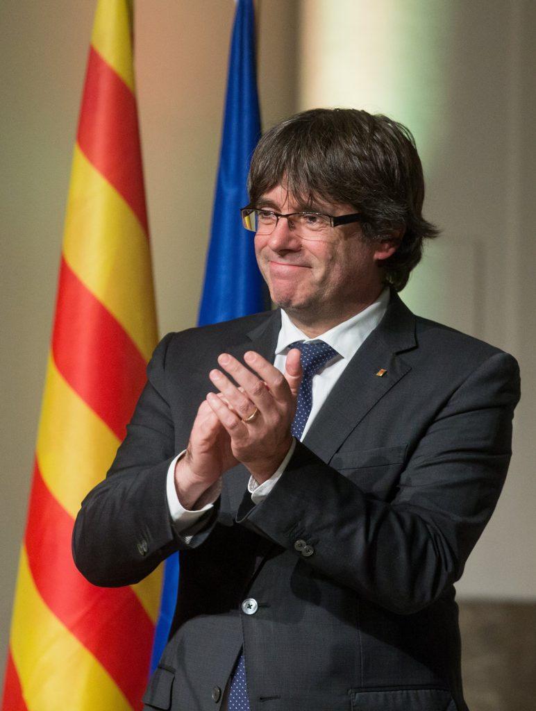 Puigdemont y Comín llegan al Parlamento europeo como eurodiputados electos