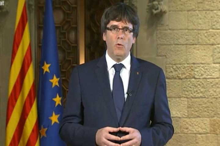 La Fiscalía pide que se mantengan las órdenes de detención contra Puigdemont y que se suspenda su inmunidad