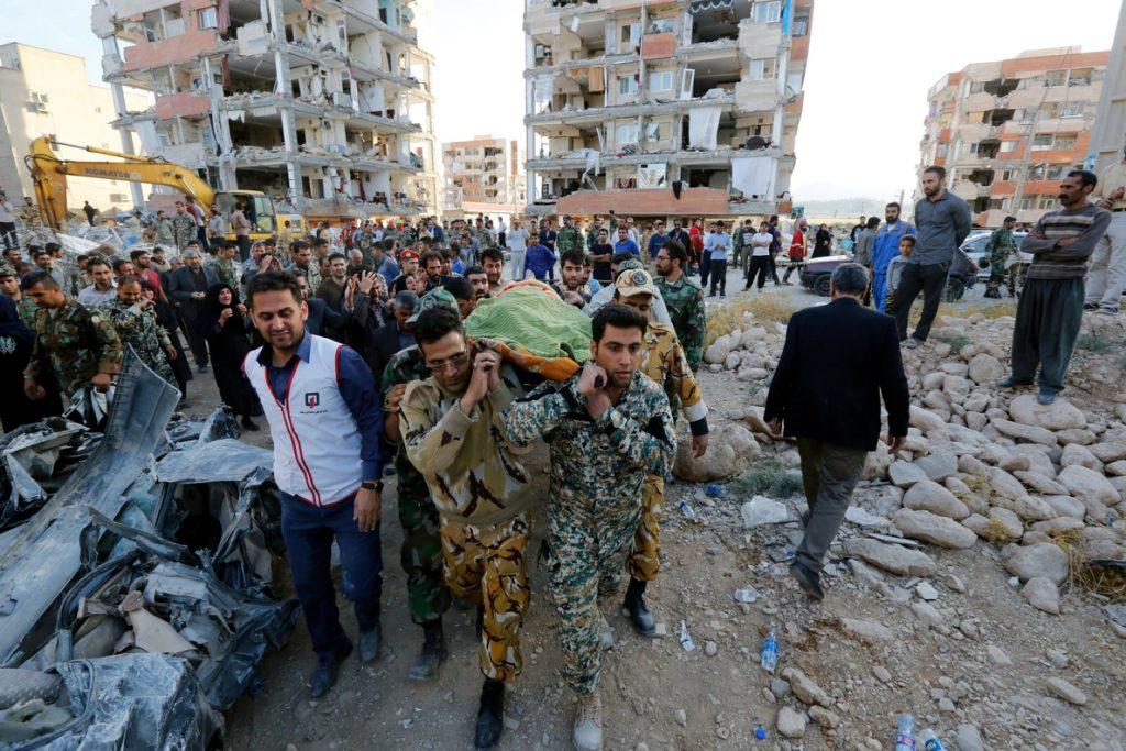 Irán ataca con misiles las bases iraquíes de Al Asad e Irbil en respuesta a la muerte de Soleimani