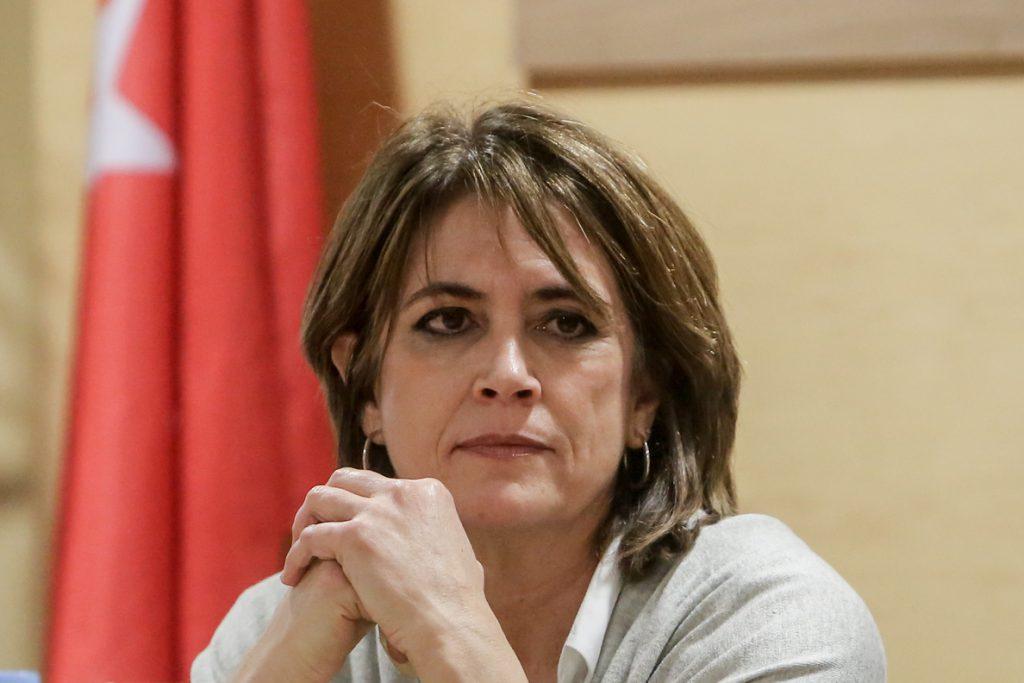 La exministra Delgado renuncia al escaño de diputada, dos días después de ser propuesta para fiscal general