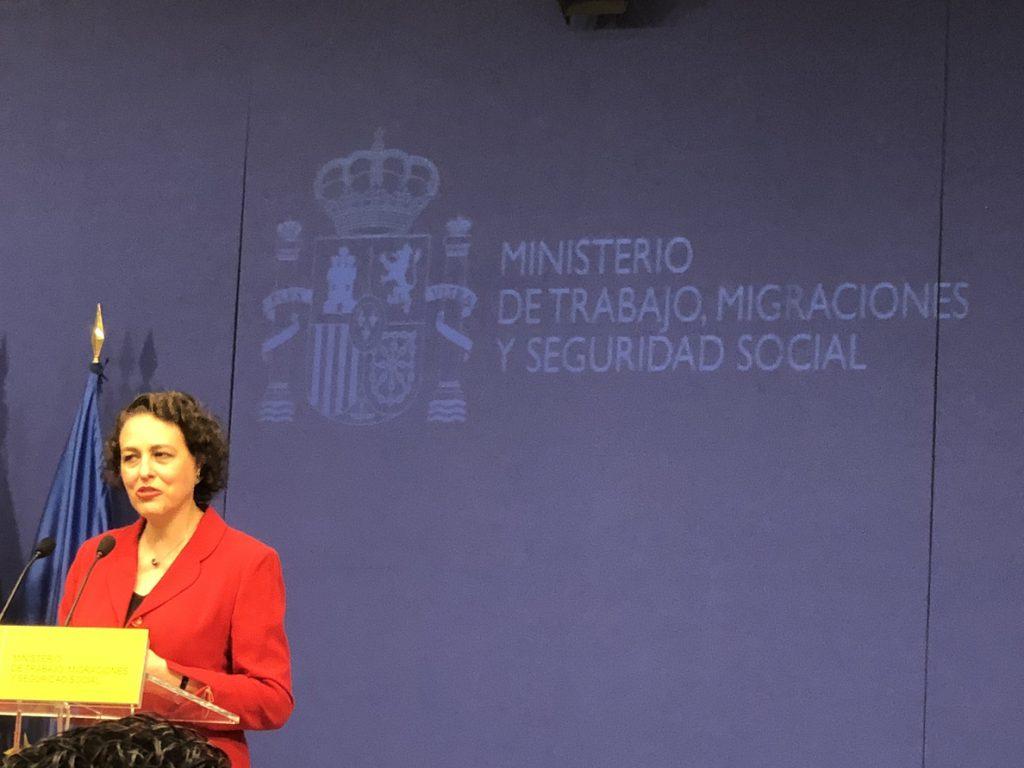 Los ministerios de Trabajo y Seguridad Social crearán un órgano para coordinarse
