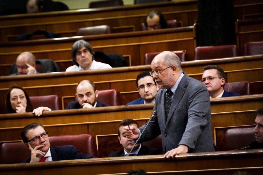 Igea dice que la oferta de Arrimadas al PP para ir juntos en las elecciones es «una falta de respeto» a la militancia