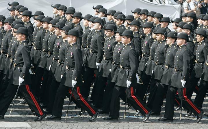 ERC lleva al Congreso una reforma legal para eliminar la justicia militar