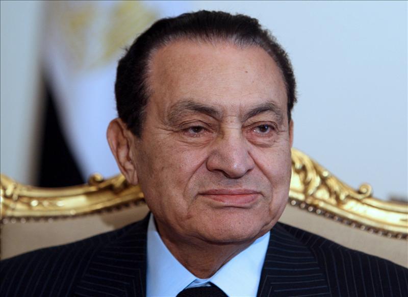 Muere a los 91 años de edad el expresidente de Egipto Hosni Mubarak