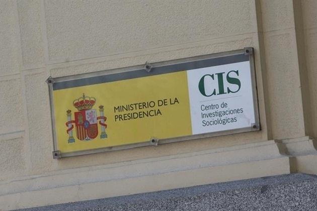 El PSOE en cabeza y el PP baja, según el CIS