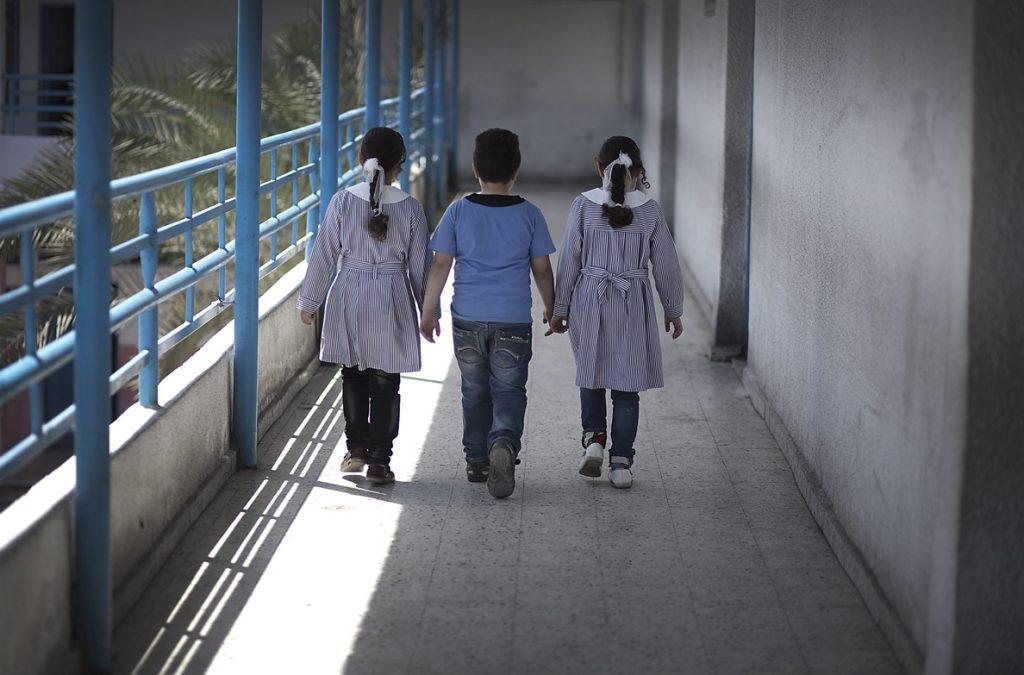 El mundo sigue siendo un lugar violento y discriminatorio para las niñas