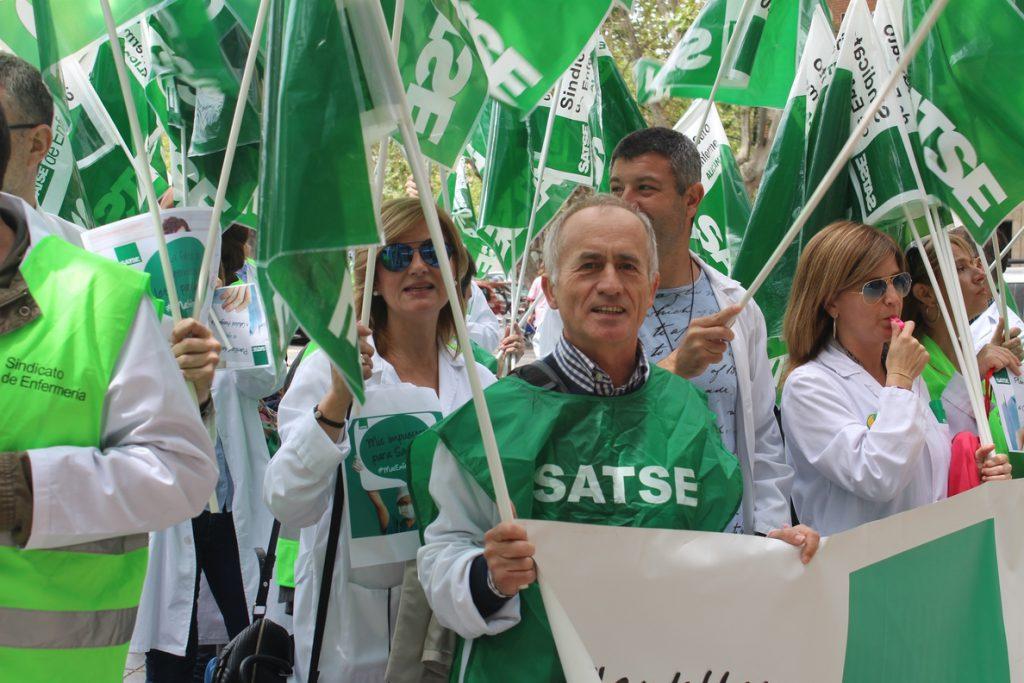 SATSE Madrid pide reforzar y optimizar las plantillas enfermeras