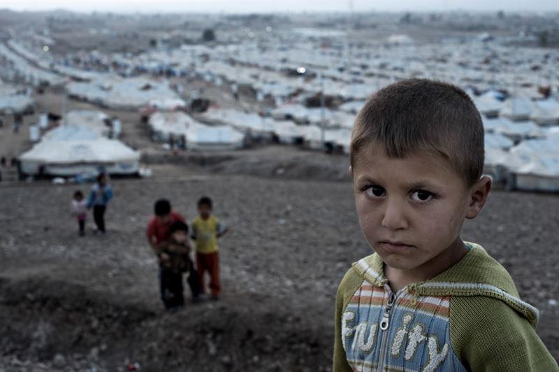 Casi 5 millones de niños han nacido en Siria durante la guerra