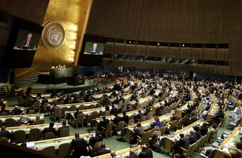 La ONU presenta su plan de respuesta humanitaria