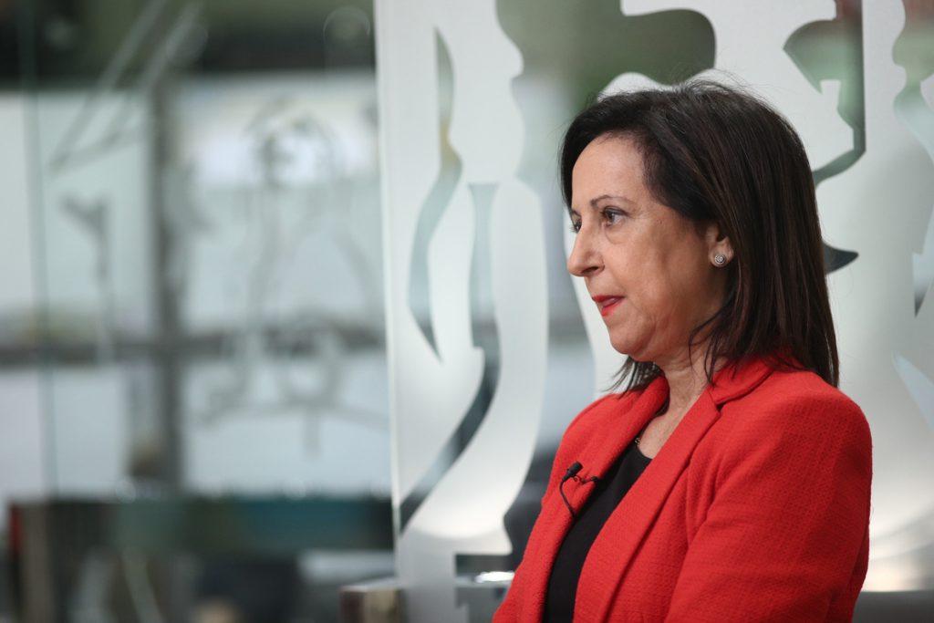 Robles insiste ante sus homólogos europeos en reforzar la idea de «La Europa que protege» frente a la crisis del COVID-19
