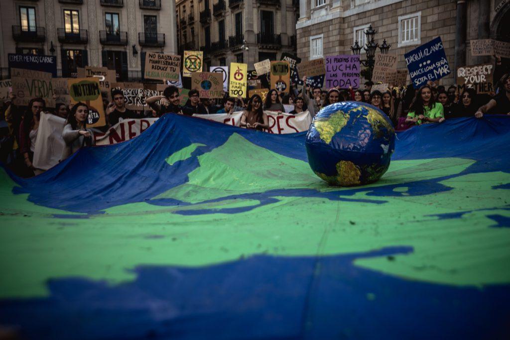 Fridays for Future, 2020 Rebelión por el Clima y Alianza por el Clima llaman a una acción global por el clima el 24 de abril