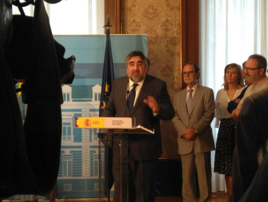 Cultura y Deporte expresa su voluntad de diálogo para alcanzar un Pacto de Estado por la Cultura