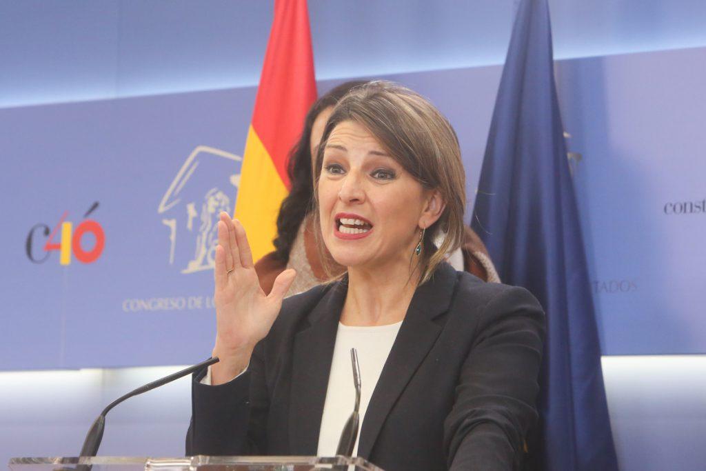 La ministra de Trabajo llama a las fuerzas políticas a un gran Acuerdo contra la Precariedad en el mercado laboral español