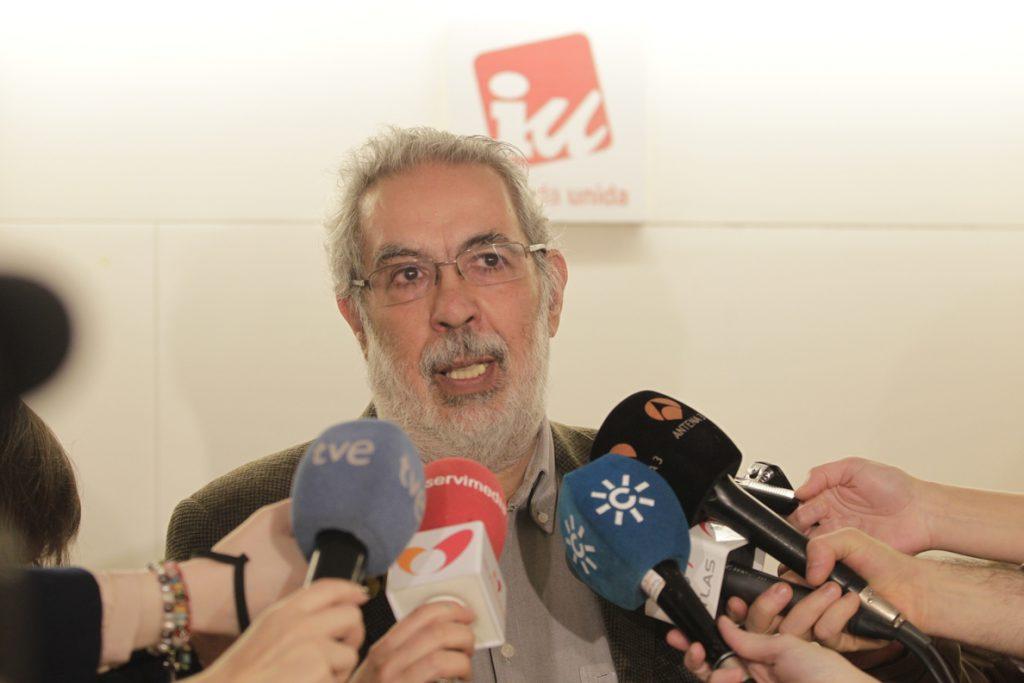 García Rubio (IU) señala que la EPA del primer trimestre «refleja solo en parte el efecto del Covid-19 sobre el empleo»