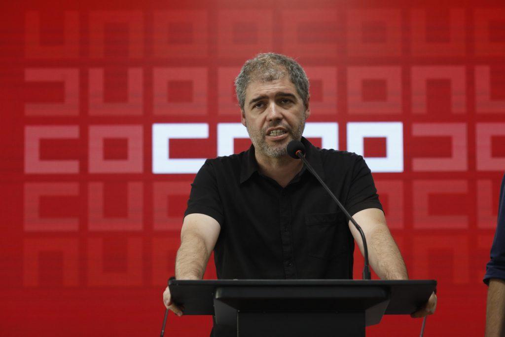 CCOO propone alcanzar pactos sociales con los ayuntamientos de la Comunidad de Madrid