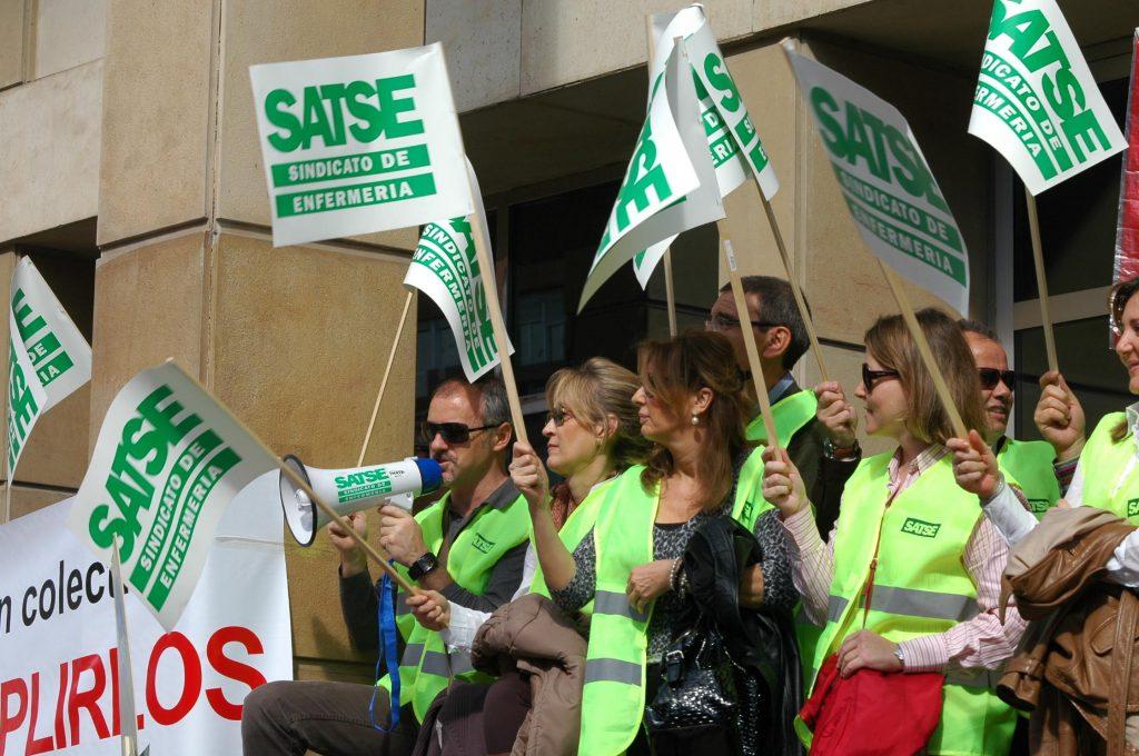 SATSE Madrid pedirá que las residencias públicas dejen de depender de Asuntos Sociales y lo hagan de Sanidad