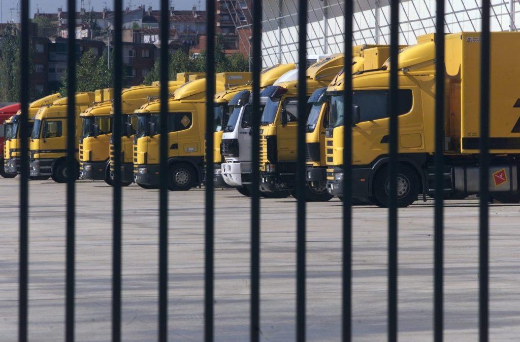 500 empleados públicos vigilan y controlan las mercancías procedentes de terceros países