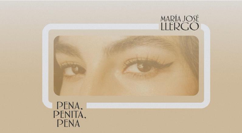 Maria José Llergo rinde homenaje a La Faraona con una exquisita versión de Pena, Penita, Pena
