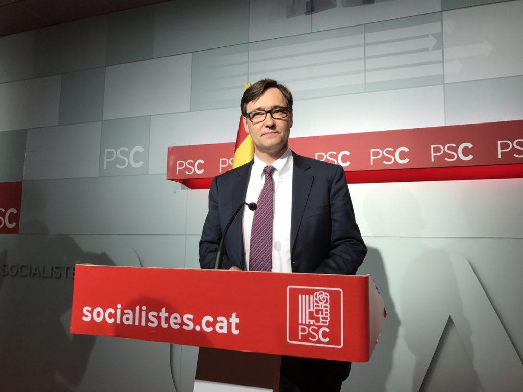 Salvador Illa: «El lunes toda España estará, al menos, en fase 1 y el 47% de la población en fase 2»