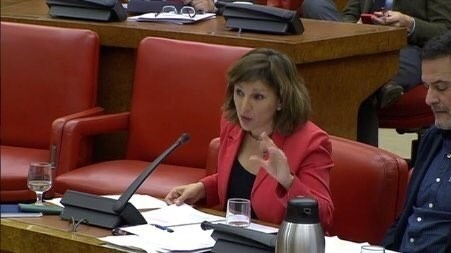 Yolanda Díaz expone ante el Senado las medidas excepcionales «para combatir la precariedad»