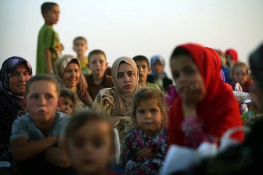 La COVID-19 amenaza el futuro de millones de adolescentes refugiadas