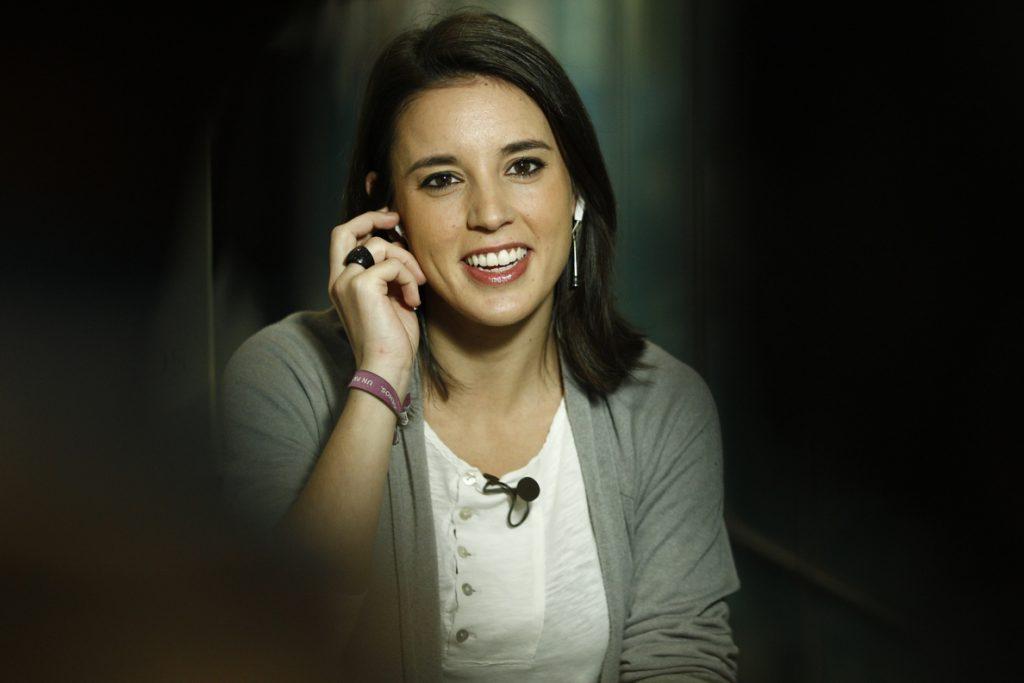 Irene Montero: «España necesita un gran Pacto por los Cuidados»