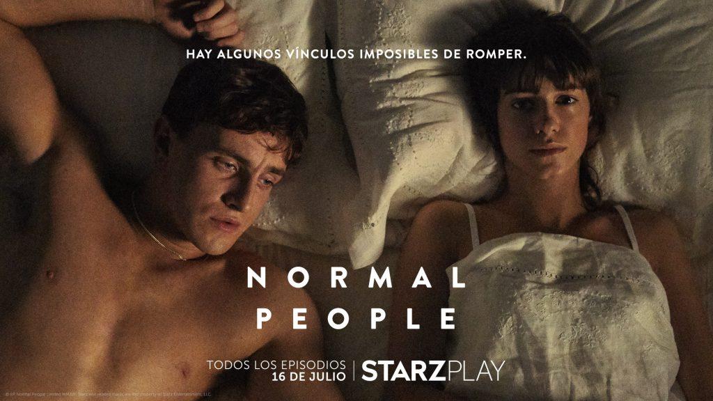 La esperada 'Normal People' llega el 16 de julio a Starzplay