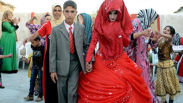 Las organizaciones advierten de las consecuencias de la Covid-19 sobre los matrimonios infantiles