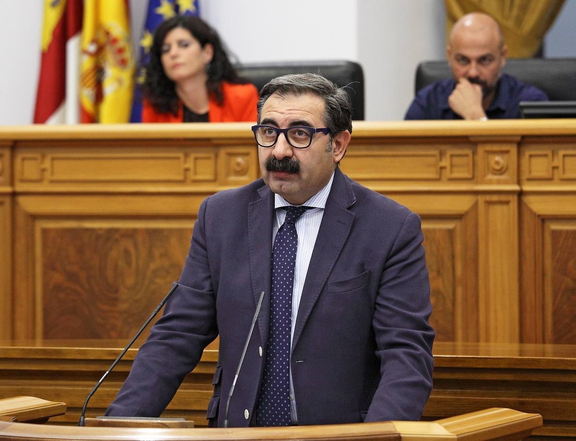 """Castilla-La Mancha lamenta que el PP """"llegue tarde"""" a proponer la creación de una reserva de material sanitario"""