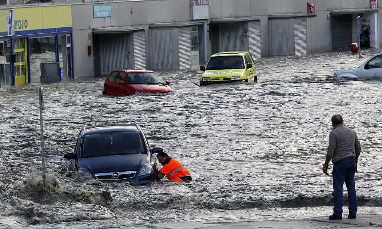 El riesgo de inundaciones en España podría aumentar un 25% en los próximos 50 años