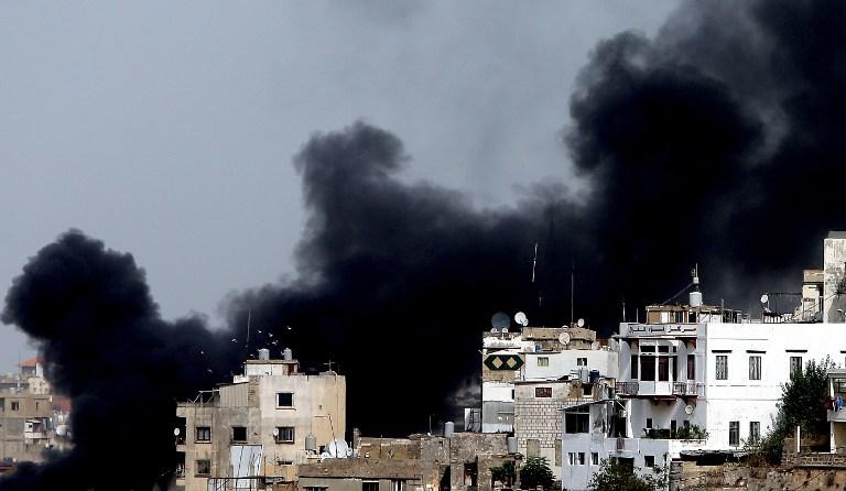 Beirut devastada por una explosión que deja al menos 135 muertos y 5.000 heridos