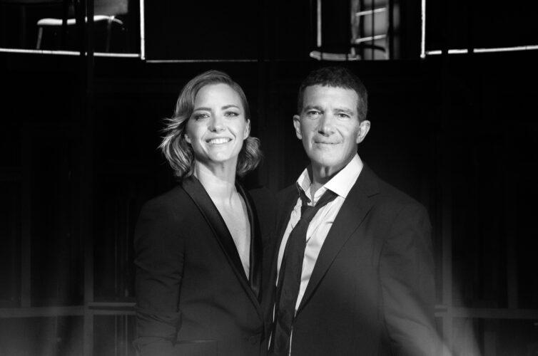 Antonio Banderas y María Casado junto en 'Escena en Blanco y Negro', un nuevo programa de entrevistas musicales