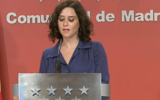 CCAA piden el cierre de Madrid en Semana Santa ante la propuesta de Ayuso de dejar abierta la capital