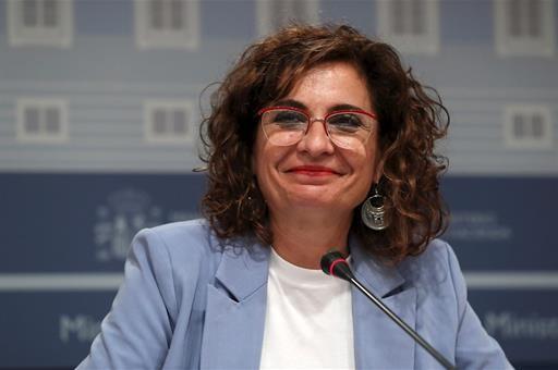 María Jesús Montero presenta los Presupuestos de 2022 ante el Congreso