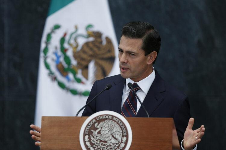 El ex secretario de Defensa de Peña Nieto, detenido por narcotráfico en EE.UU