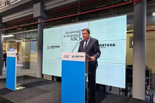 Luis Planas: «Tenemos una buena PAC para el futuro. Es hora de grandes acuerdos»