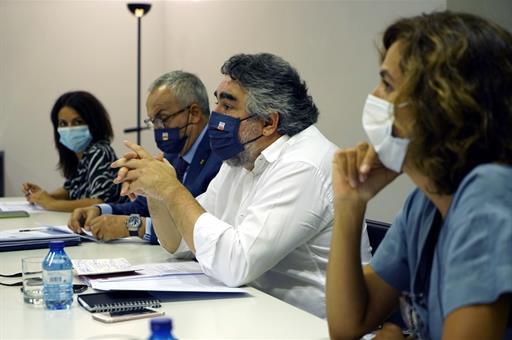Uribes confía en los presupuestos para la reactivación de la industria cultural: «Contemplan un aumento del 26%»