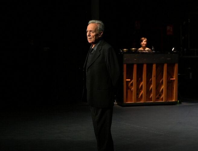 José Luis Gómez devuelve al Cantar de Mio Cid su verdadera naturaleza en el Teatro de La Abadía