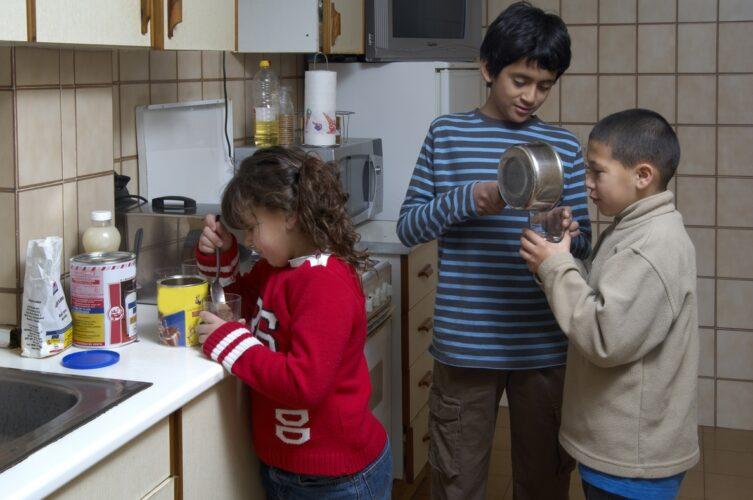 La tasa de pobreza infantil en España se sitúa en un 27'4%: «La pandemia ha empeorado una situación que ya era preocupante», según un informe de UNICEF
