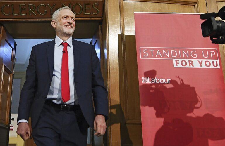 El Partido Laborista finalmente no readmitirá a Jeremy Corbyn