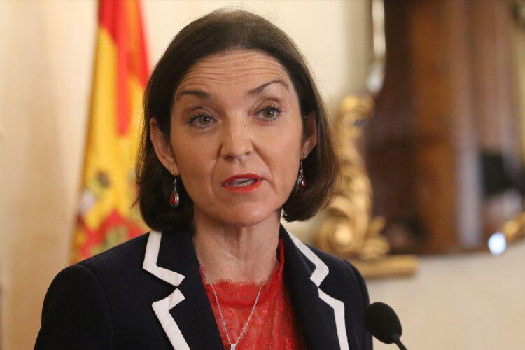Reyes Maroto propone la creación de una zona de libre comercio en la región euromediterránea