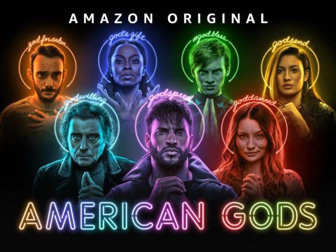 Amazon desvela el tráiler de la tercera temporada de 'American Gods', que llega el 11 de enero
