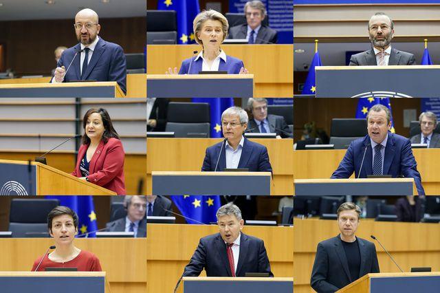 Los eurodiputados confían en recuperar la relación bilateral con EEUU durante la presidencia de Biden