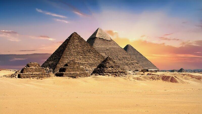 Los lugares más recomendados para visitar en Egipto